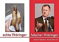 Junge Union Thüringen - Negative Campaigning gegen Bodo Ramelow
