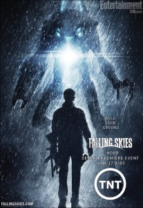 Falling Skies - Staffel 2 auf TNT Series gestartet
