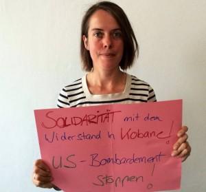 Christine Buchholz - das (zu) einfache Weltbild einer linken MdB